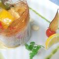 料理メニュー写真海老とブロッコリーのマヨネーズ炒め