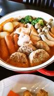 大人気!スープ鍋コース