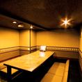 宴会・飲み会など様々な宴会シーンに合わせたお席を豊富にご用意!不明点などございましたらお気軽にお問い合わせください◎