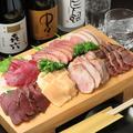 料理メニュー写真メガ肉盛り7種 3980円