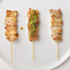 豚串<塩・タレ> 1本