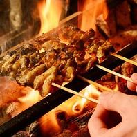 ●コスパ最高◎備長扇屋に来たら絶対食べてほしい焼き鳥