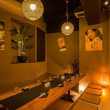 完全個室居酒屋 九州さつき 六本木店の雰囲気1