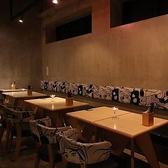 SUZU CAFE スズカフェ GEMS渋谷の雰囲気3