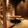 【4F】掘り炬燵タイプの個室 3名~4名様向け(テーブル小)足を伸ばして座れる掘り炬燵式のくつろぎ個室です。
