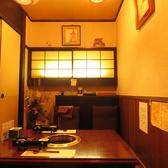接待や顔合わせなどに最適な完全個室空間。