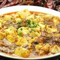 料理メニュー写真マーボー豆腐/豆腐のやわらか焼き/豆腐とエビ卵の煮込み