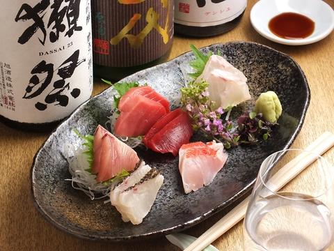 こだわりの和食で優雅なひとときをお楽しみください