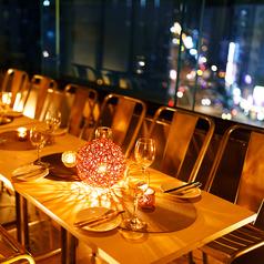夜景個室 ヨルソラ 梅田店の雰囲気1