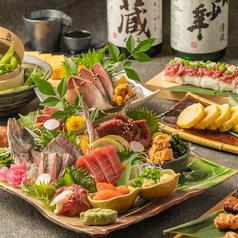 漁火 いさりび 博多駅前店のおすすめ料理1