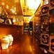 中国の伝統工芸品が並ぶ高級感のある店内