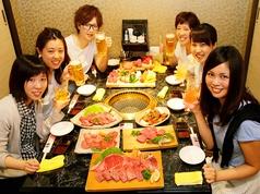 焼肉 秀吉 西古松店の雰囲気1