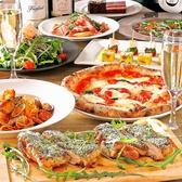 Trattoria Pizzeria LOGIC お台場の写真