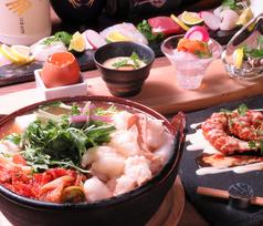 DINING花のコース写真