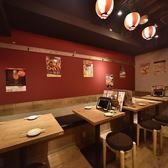 《少人数の宴会にもピッタリ》六本木駅1分の好立地なので、終電ギリギリまで飲み会を楽しめます。