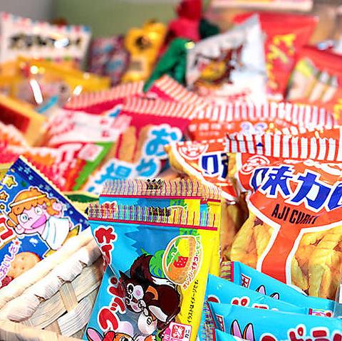 駄菓子バー Toy Box(旧レトロモダン)