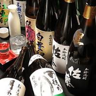 焼酎や日本酒もお勧め♪