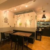 イタリアンレストラン アンガット 湯島御茶ノ水の雰囲気2