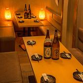 完全個室居酒屋 九州さつき 六本木店の雰囲気2