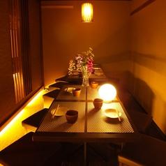 ICHIRIN 一凛 上野店の雰囲気1