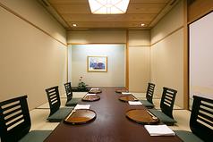 リーガロイヤルホテル小倉 皿倉 天ぷら 寿司 日本料理の特集写真