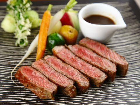 熊本城周辺の「あか牛」料理のお店5選。鉄板焼き、イタリアン、メンチカツも!