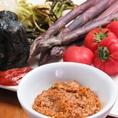 【ロメヌコソース】スペインカタルーニャで愛されているソース。アーモンド、完熟トマト、ローストしたニンニクが主体。焼き野菜とよく合う万能ソース