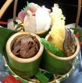 料理メニュー写真レディース御膳「かぐや姫」