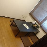 2階は宴会にご利用できるお座敷席を完備!