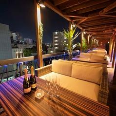 屋上ビアガーデン トップテラス 仙台国分町店の外観3