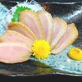 料理メニュー写真鴨ロース