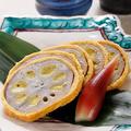 料理メニュー写真【熊本県】シャキシャキ食感・突き抜ける辛み 『揚げたて芥子蓮根』