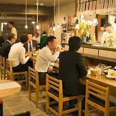 大衆酒場 くろべゑ くろべえ 大通本店の雰囲気1