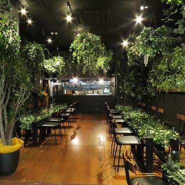 Natural&Organic アリスの庭の雰囲気1