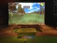 シミュレーションゴルフで色んなゲーム有!お酒を飲みながら楽しめる◎