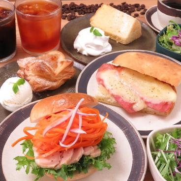 カフェ 新城テラス 武蔵新城のおすすめ料理1