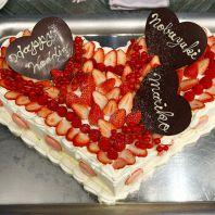 ◆特製ケーキのオーダーもOK◆