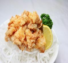 料理メニュー写真博多名物 豚ミノから揚げ