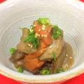 料理メニュー写真根菜のきんぴら