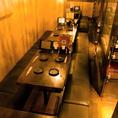 当店は貸切宴会も承っております。ご宴会の予算、人数、お席の予約などお気軽にスタッフまでご連絡くださいませ。会社宴会にも◎