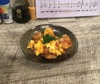 卵入り豚キムチ
