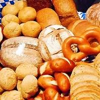 焼き立てのドイツパン★