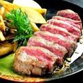 料理メニュー写真阿波牛 マルシン和風ステーキ