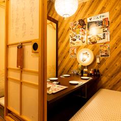 あや鶏 あやどり 博多駅筑紫口店の雰囲気1