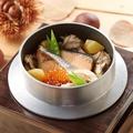 料理メニュー写真秋の五目釜炊きご飯