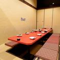 12名様以上個室 【最大268名様】まで★※系列店との併設店舗です。