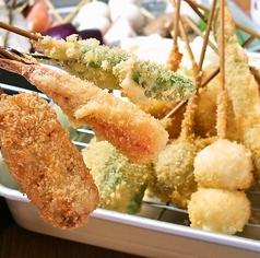 串揚げ・海鮮酒場 龍馬 岡山店のコース写真