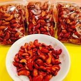 【季節限定】リピーター続出中の《カシューナッツの甘たき》600円(税込) 一度食べ始めたら止まりません!!!