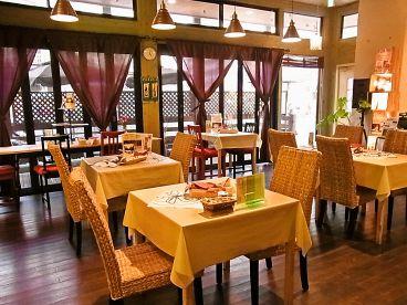 カフェ リディアン Cafe Lydianの雰囲気1