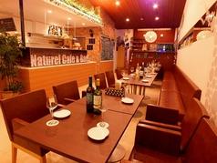 ナチュレル カフェ&バー NATUREL cafe&barの雰囲気1